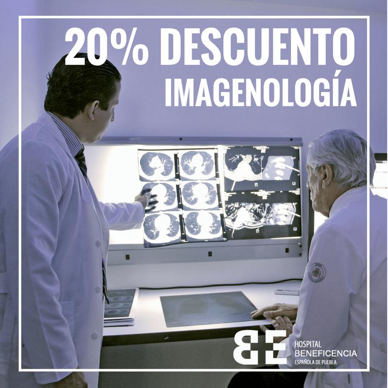 20% de descuento en imagenología